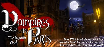Vampires In Paris - Un ovni bientôt sur PS4