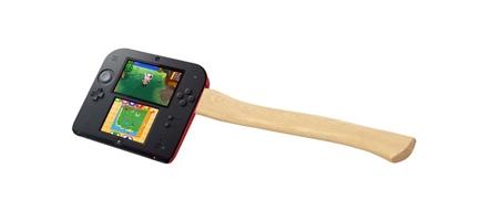 La Nintendo 2DS ciblée pour les très jeunes enfants
