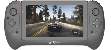 La GAMETAB-ONE : Une tablette Android avec manette amovible