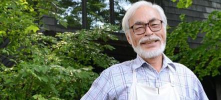 Hayao Miyazaki prend sa retraite