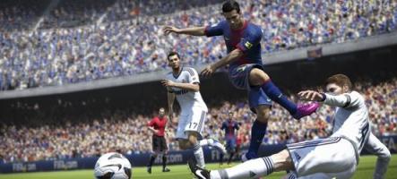 Xbox One : FIFA 14, ce n'est offert qu'aux européens