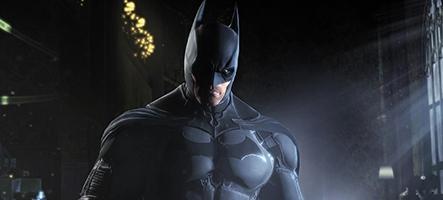 Batman a grave les boules