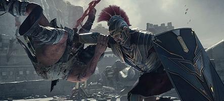 Xbox One : Ryse Son of Rome tranche des carotides par paquets de 12