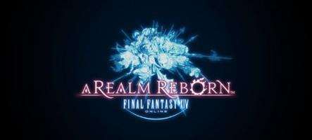 La bêta de Final Fantasy XIV annoncée sur PS4