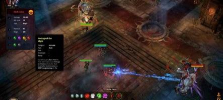 Du gameplay pour Aarklash : Legacy, le dernier RPG de Cyanide