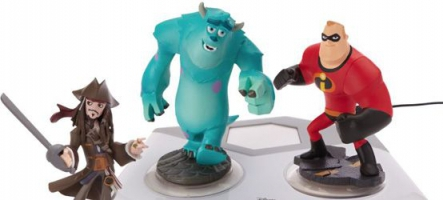 (Test) Disney Infinity (PS3, Xbox 360, Wii U, PC, Wii, 3DS)
