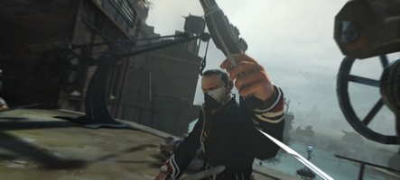 L'édition GOTY de Dishonored arrive le mois prochain