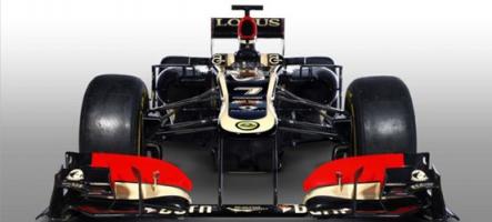 F1 2013 : nouvelle bande-annonce