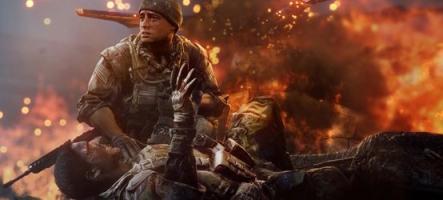 Battlefield 4 s'enflamme