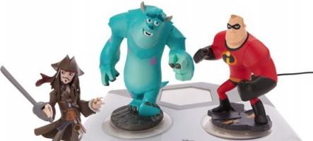 Démarrage solide pour Disney Infinity