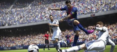 La bande-son de FIFA 14, c'est de la merde