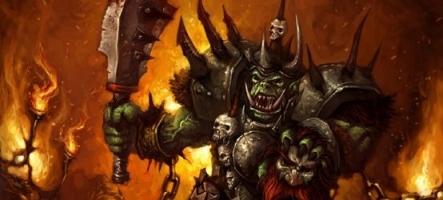 Warhammer Online ferme ses portes