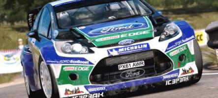WRC 4 vous offre des sensations fortes en Allemagne