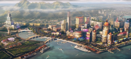 Sim City : Une extension futuriste