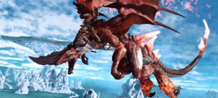 Crimson Dragon sur Xbox One à moins de 20 €