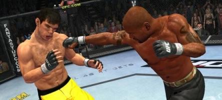 UFC 2009 Undisputed, roi des USA