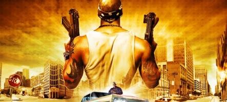 Le nouveau DLC pour Saints Row 2 gratuit !