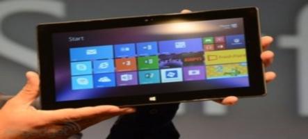 Microsoft présente Surface 2 et Surface Pro 2