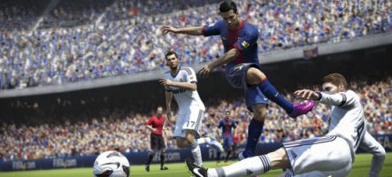 FIFA 14, c'est un copié-collé de FIFA 13