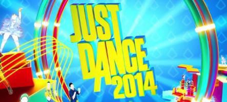 Just Dance 2014 : La liste complète des chansons