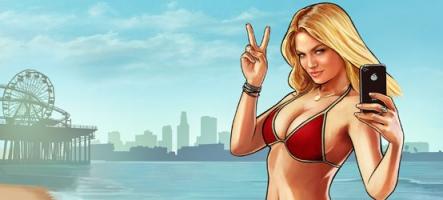 GTA V : La plus belle vidéo