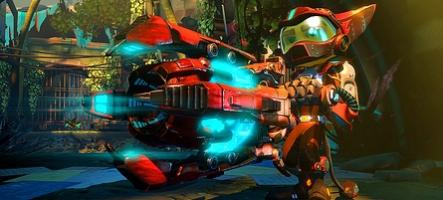 Ratchet & Clank : Nexus sortira le 12 novembre