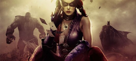 Injustice sur PS4, PC, PS Vita en édition ultime