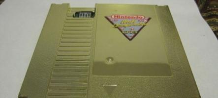 25 000 dollars pour une cartouche NES