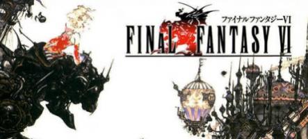 Final Fantasy VI porté sur smartphones