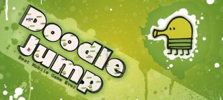 Doodle Jump arrive sur DS et 3DS