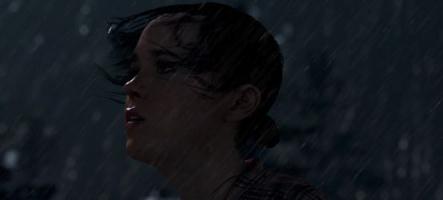 Beyond Two Souls : Ellen Page, nue sous la douche