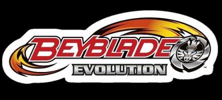Beyblade Evolution sort sur Nintendo 3DS