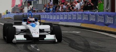 Un jeu interactif révolutionnaire bientôt lancé pour la Formule E