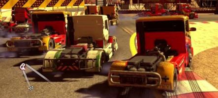 Truck Racer, un jeu de courses de camions