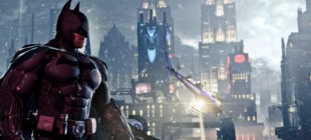 Batman : Arkham Origins se dévoile en longueur