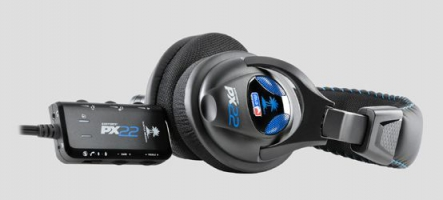 Test du Casque Ear Force PX22 de Turtle Beach