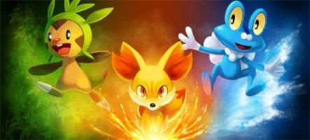 Pokémon X & Y : tous les capturer devient plus facile