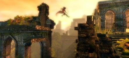 Trine 2 sur PS4 en 1080p et 60 images par seconde