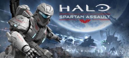 Halo Spartan Assault porté sur 360 et Xbox One