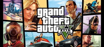 29 millions de copies de GTA V distribuées