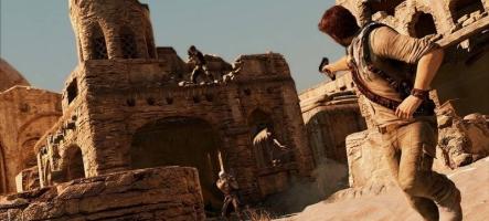 Des maps gratuites pour les 2 ans d'Uncharted 3