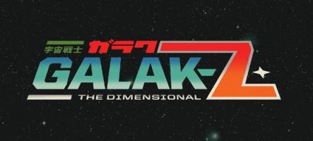 Galak-Z, un shoot façon années 80 sur PS4