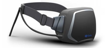 L'Oculus Rift en vente dès 2014