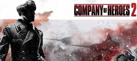 Company of Heroes 2 : l'éditeur de cartes pour la semaine prochaine