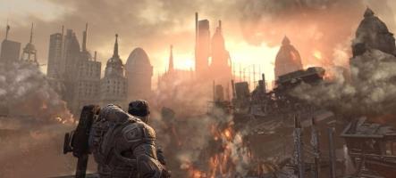 La rumeur de Gear of Wars 2 sur PC refait surface