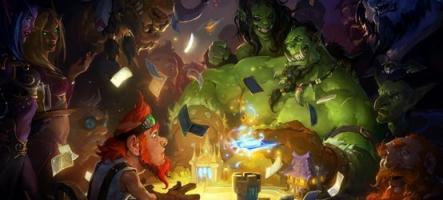 Hearthstone Heroes of Warcraft : bêta publique le mois prochain et cross-platform annoncés