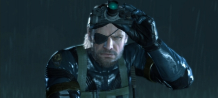 Du contenu exclusif pour MGS V : Ground Zeroes sur Playstation