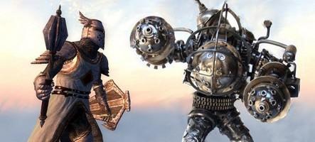 Bioshock et Oblivion réunis dans un coffret