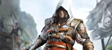 Découvrez Assassin's Creed IV Black Flag sur PS4