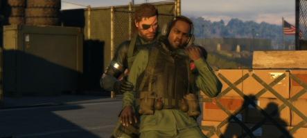 Découvrez 12 minutes du prochain Metal Gear Solid V